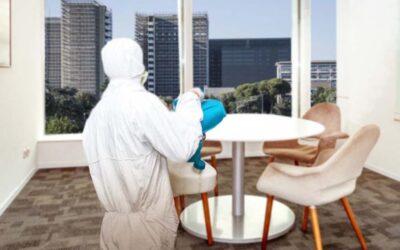 Sterilizzazione Ambienti Roma